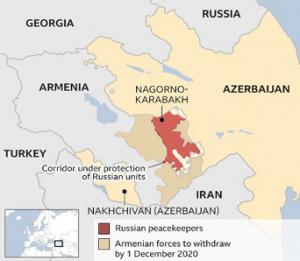 peace deal between Armenia and Azerbaijan